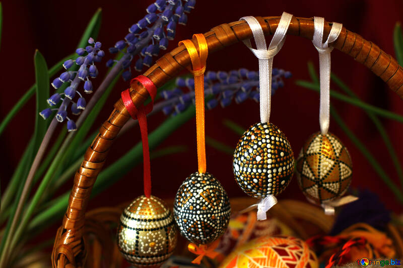 Easter eggs №29744