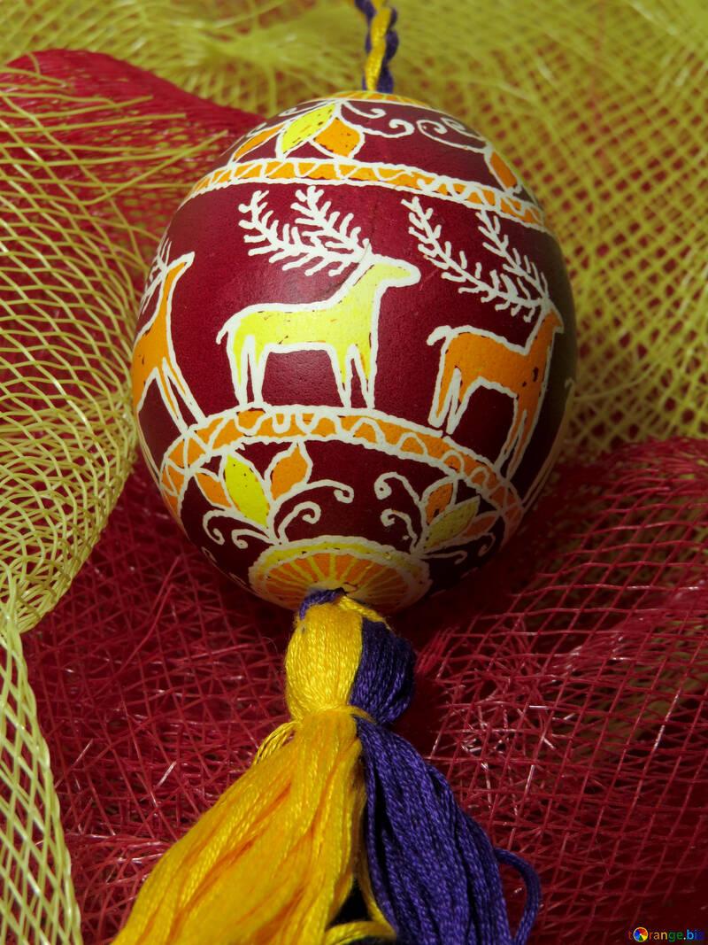 Easter deer №29392