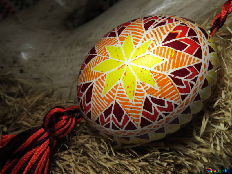 Easter symbol star №29407