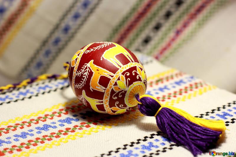 Ukrainian Easter eggs №29382