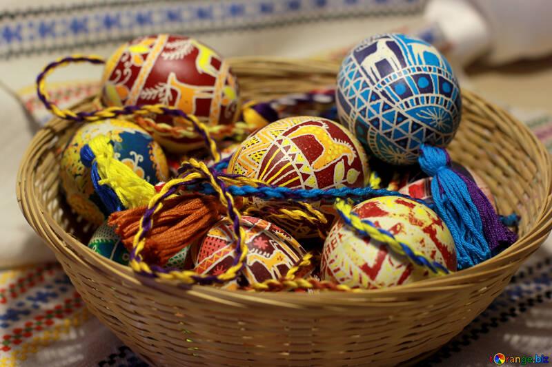 Eggs for Easter №29379