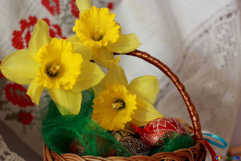 Easter basket №29713