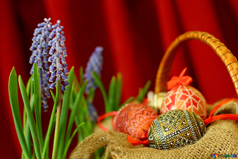 Easter basket №29764