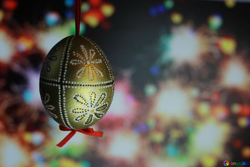 Яйцо на пасху №29349