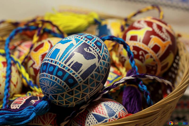 Easter eggs №29377