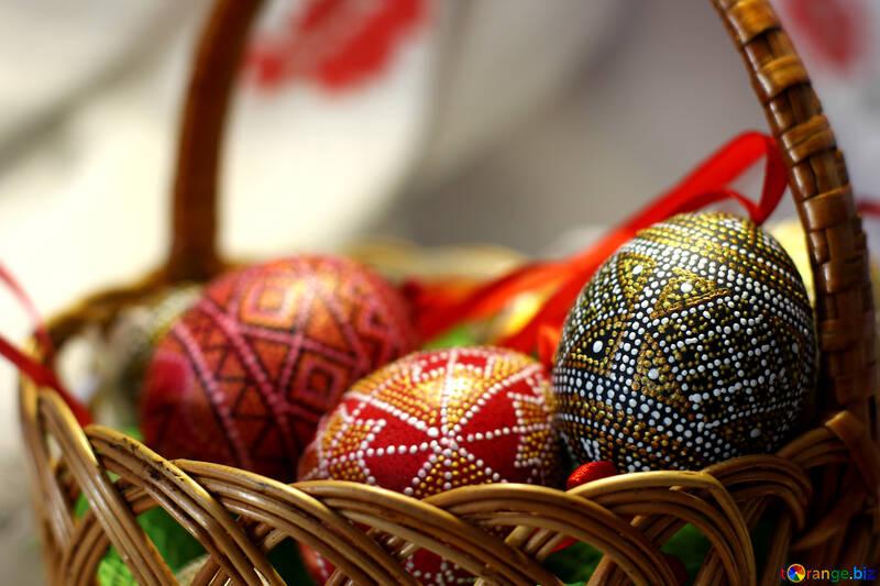 Easter eggs №29685