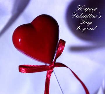Открытка на День любви №3687