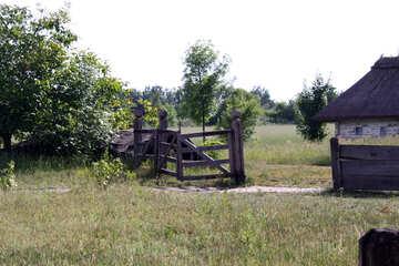 Старые ворота №3142
