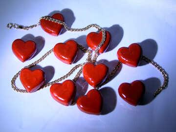 Many hearts №3635