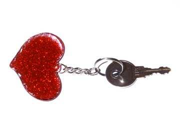 Key of heart  №3414
