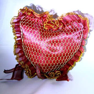 Heart ornamental №3638