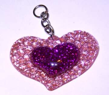 Shining heart  №3416