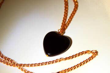 Black heart №3585