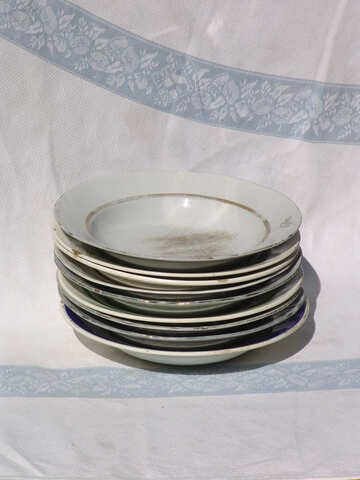 Mount dishes  №3039