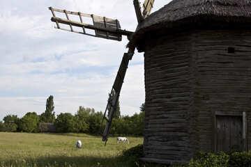 Mill  №3281