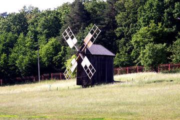 Windmill  №3274