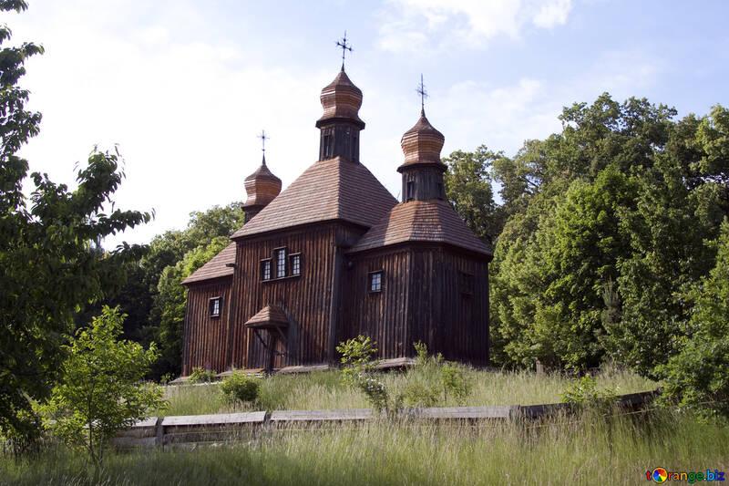 Ancient church icon  №3150