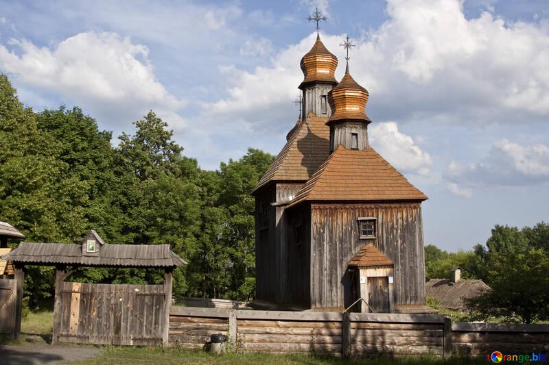 Церковний двір №3168