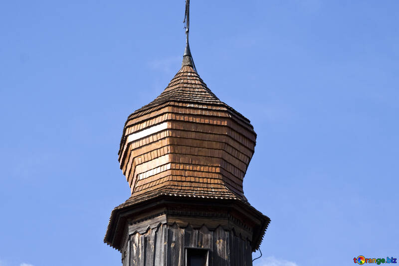 Dome of the ancient church  №3149