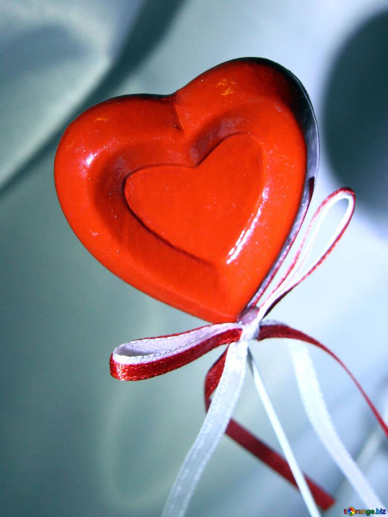Herz bis zum 14. Februar №3607
