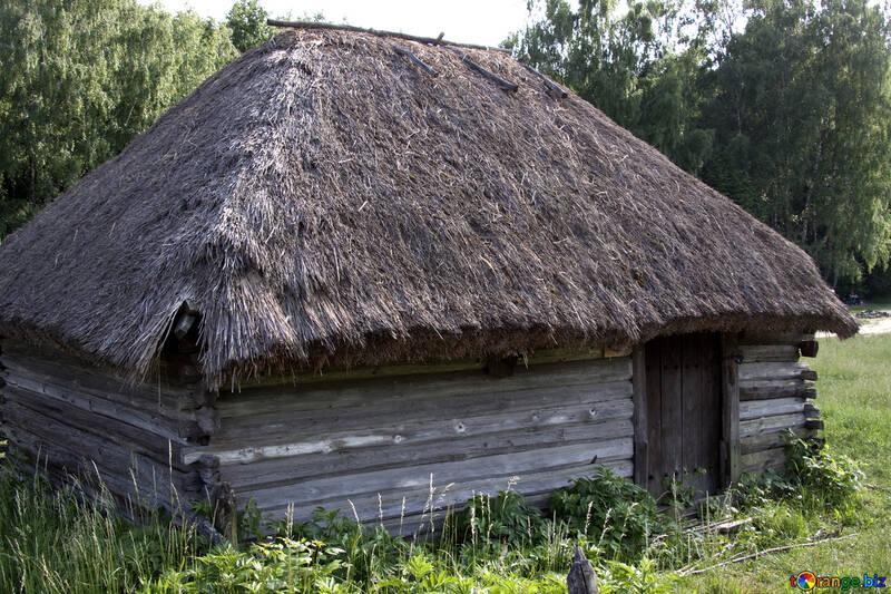 hut without windows  №3293