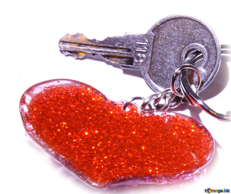 Key of heart  №3423