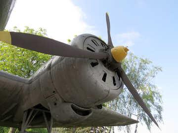 Motor aircraft №30607