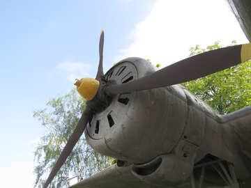 Propeller aircraft №30608