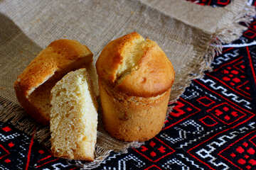 Hunk of bread №30291