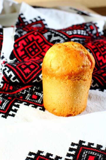 Round bread №30308