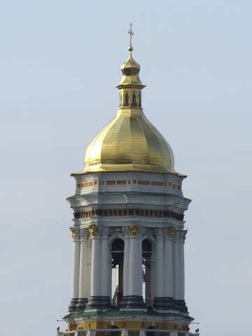 Bell Tower of Pechersk Lavra №30592