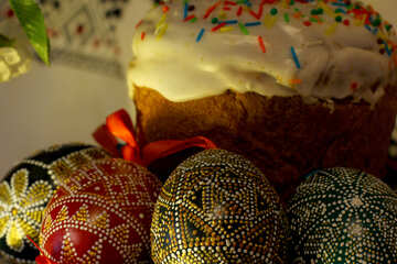 Easter image for background №30137