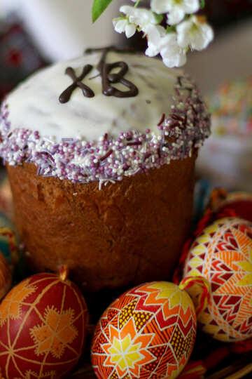 Ostern Kuchen №30177