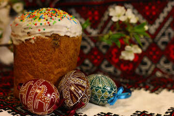 Easter still life №30110