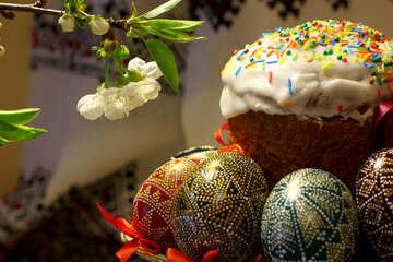 Easter still life №30141