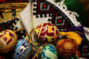 Ukrainian Easter eggs №30053