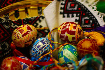 Easter eggs №30057