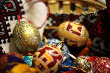 Many Easter eggs №30045