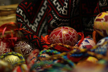 Ukrainian Easter eggs №30049