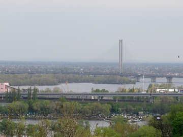 Kiev bridges №30586