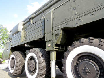 Launcher launcher for nuclear missiles №30611
