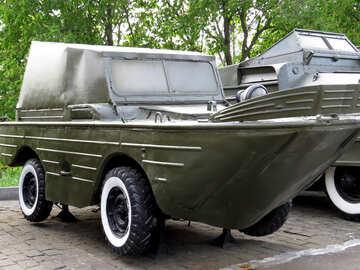 Amphibien-Fahrzeug №30637