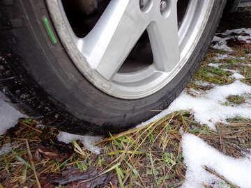 Rims for snow №30842