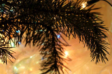 Branch Christmas tree №30985