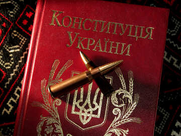 The right to arms in the Constitution of Ukraine №30500