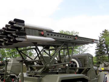 Rocket launcher №30669