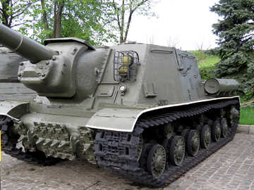 Self-propelled gun №30695