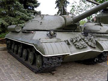 Tank is-3 №30691