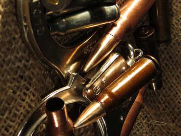Криминальное оружие и боеприпасы №30541