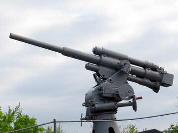 Naval gun №30659